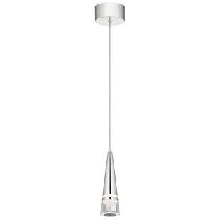 Orren Ellis Runge LED Cone Pendant