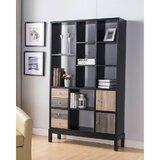 Lera Geometric Bookcase by Brayden Studio®