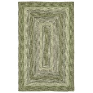 Partridge Celery Indoor/Outdoor Area Rug