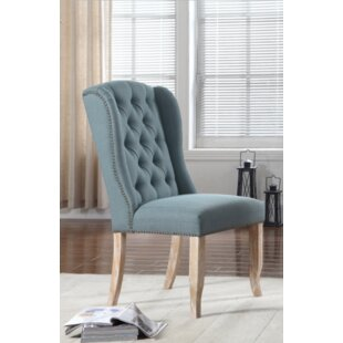 Hilaire Upholstered Dining Chair (Set of 2) DarHome Co