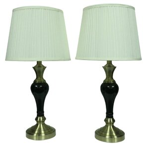 Lincolnshire 25″ Table Lamp (Set of 2)