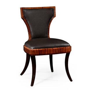Upholstered Dining Chair by Jonathan Char..