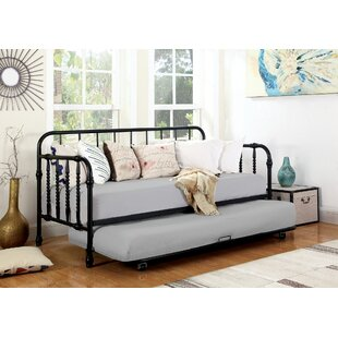 Reuben Twin Daybed with Trundle by August Grove