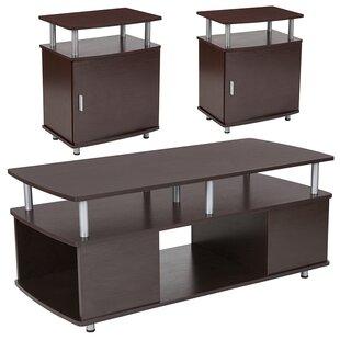 Ebern Designs Axton 3 Piec..