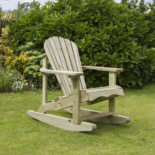Pauls Valley Rocking Chair By Union Rustic