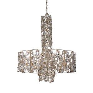 Rhode 10-Light Crystal Chandelier