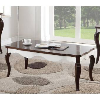 Three Posts Hipple Coffee Table Reviews Wayfair