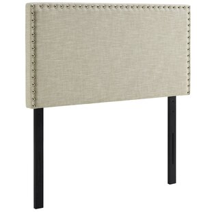 Cothern Fabric Upholstered Panel Headboard By Wrought Studio