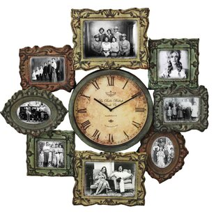 Wall Clock Picture Frame Wayfair