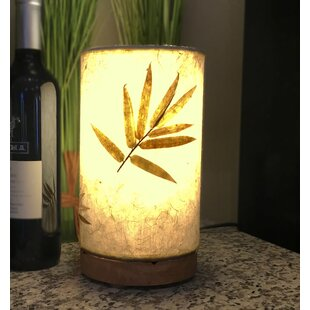 Reviews Paper Bamboo 9 Table Lamp By Eangee Home Design