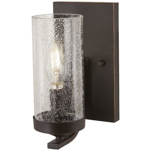 Mauch 1-Light Bath Sconce by Gracie Oaks