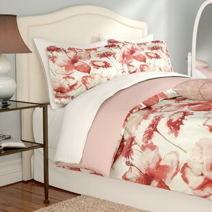 Andover Mills Sheatown Reversible Comforter Set