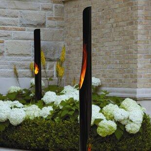Decorpro Absolute Steel Garden Torch