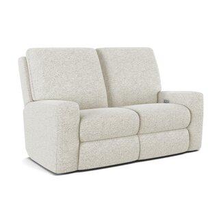 Alliser Reclining Loveseat by Wayfair Custom Upholstery๏ฟฝ SKU:BE698412 Reviews