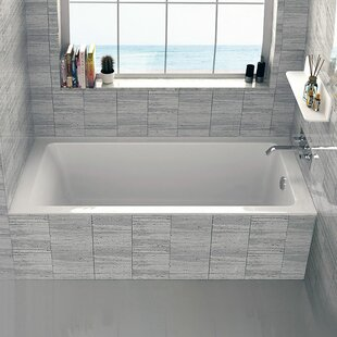 Alcove 30 x 60 Soaking Bathtub By Fine Fixtures