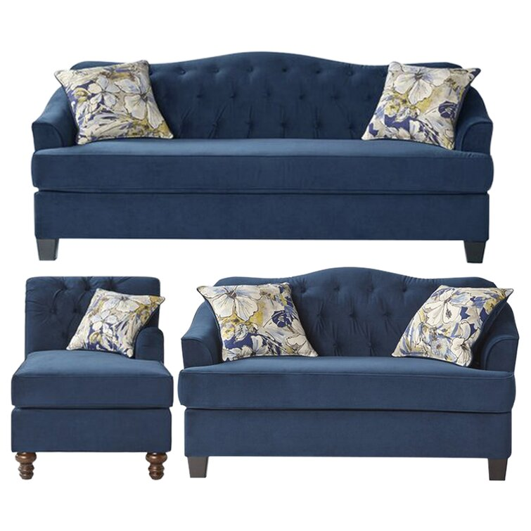 Kelly Clarkson Home Beverly Standard Living Room Set & Reviews