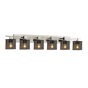 17 Stories Doster 6-Light Vanity Light