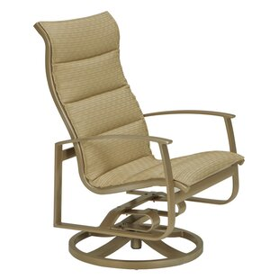Tropitone MainSail Swivel Patio Dining Chair