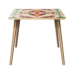 Arbor Oaks End Table By Bloomsbury Market