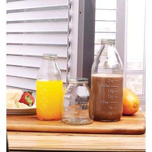 Odile 3 Piece Decorative Bottle Set