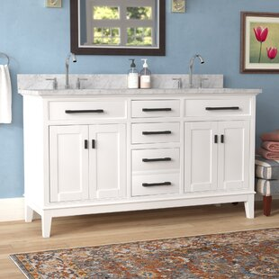 Looking for Northfield 61 Double Bathroom Vanity Set By Andover Mills