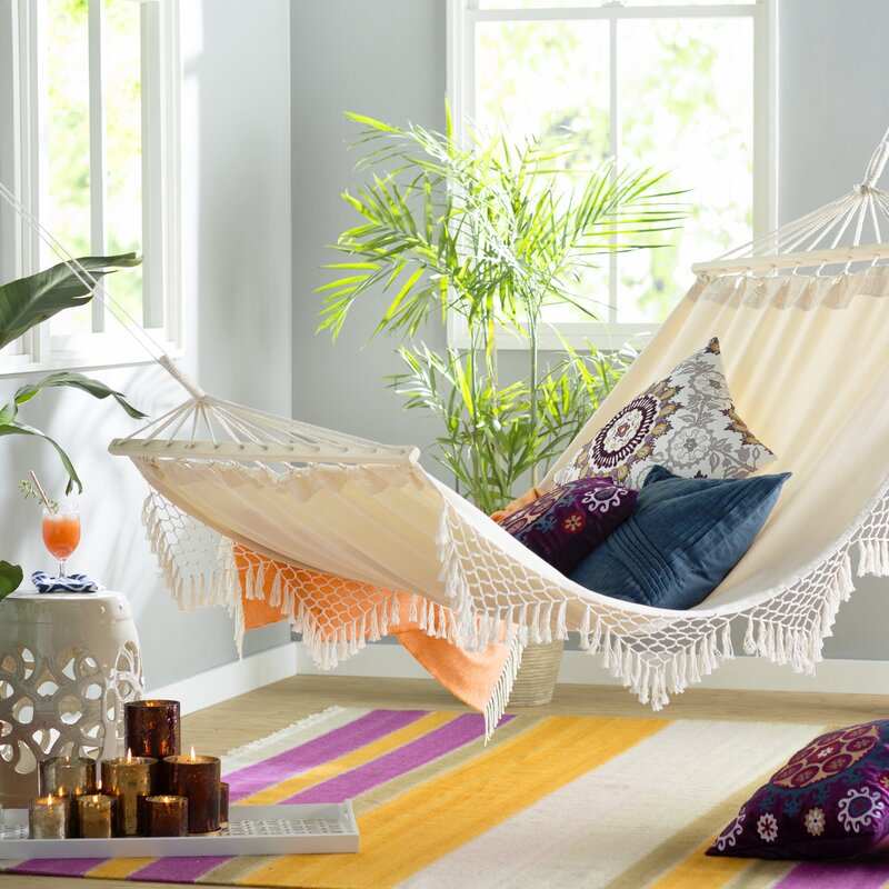 Groovy Berenice Two Person Deluxe Cotton Tree Hammock Download Free Architecture Designs Itiscsunscenecom