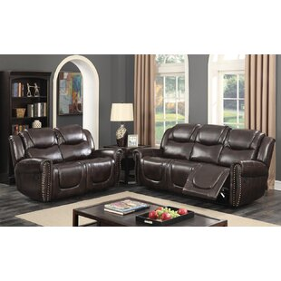 Polly Reclining 2 Pieces Living Room Set ..