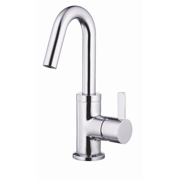 Bathroom Faucet One Hole danze amalfi single handle single hole bathroom faucet & reviews