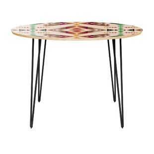 Hohl Dining Table Bungalow Rose
