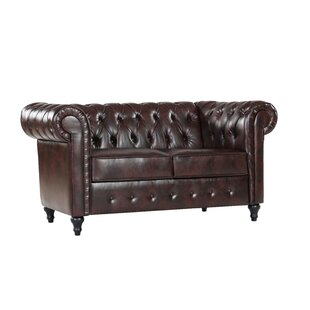 Shop Amburgey Loveseat by Darby Home Co