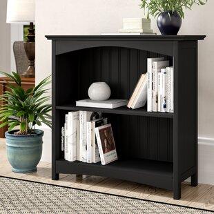 Winston Porter Herrin 2 Tier Standard Bookcase
