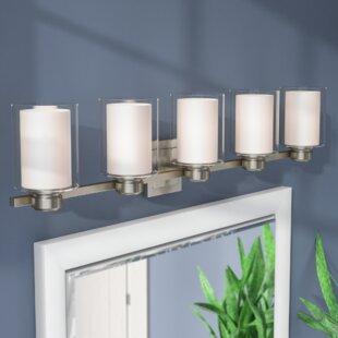 Zipcode Design Craig 5-Light Vanity Light