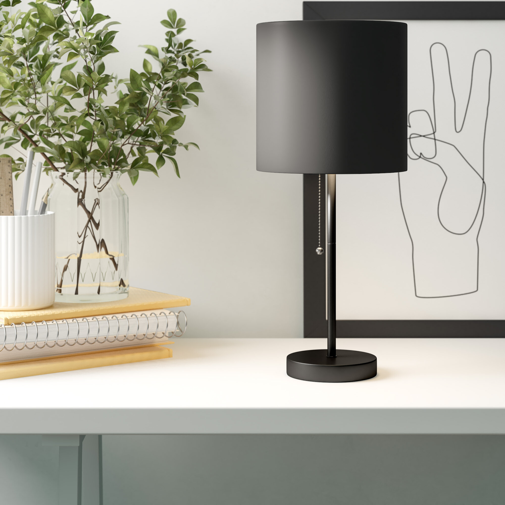 Bedside Table Lamps You Ll Love In 2020 Wayfair