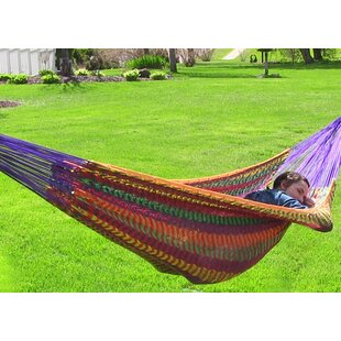 Bay Isle Home Hutchinson Double Tree Hammock