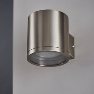 Madeline 1-Light LED Outdoor Sconce By Sol 72 Outdoor
