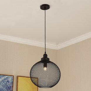 Nara 1-Light Globe Pendant by Williston Forge