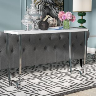 Aguayo Contemporary Console Table