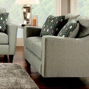 Brynn Loveseat by Everly Quinn