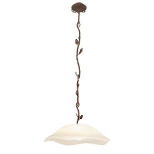 Kalco Ponderosa 1-Light Cone Pendant