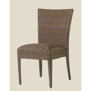 All-Weather Stacking Patio Dining Chair