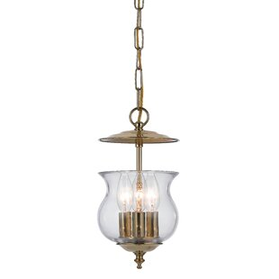Three Posts Ryedale 3-Light Urn Pendant