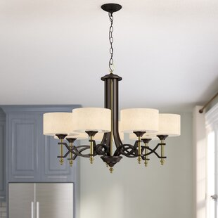Darby Home Co Myrtle 7-Light Shaded Chandelier