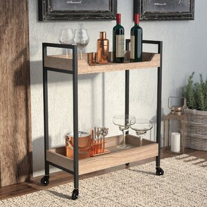 Ermont Bar Cart by Laurel Foundry Mode..