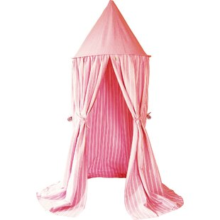 Hanging Play Tent with Carrying Bag ByWin Green