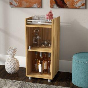 Petties Classic Mini Bar by Wrought Studio