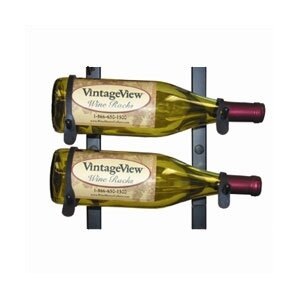2 Bottle Wall Mounted Retention Straps by..