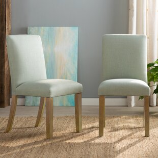 Westview Parsons chair by Rosecliff Heights