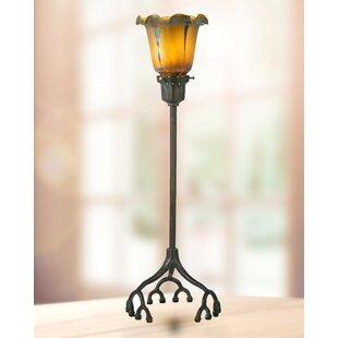 Mize Art Glass 23 Buffet Lamp