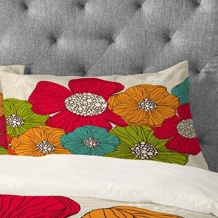 Valentina Ramos Flowers Pillowcase