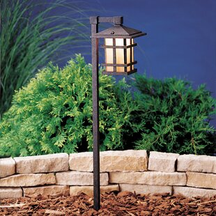 Best Choices Cross Creek 1-Light Pathway Light By Kichler